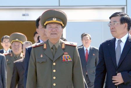 Ông Choe Ryong-hae vắng mặt tại hội nghị quân sự. Ảnh: Tân Hoa Xã