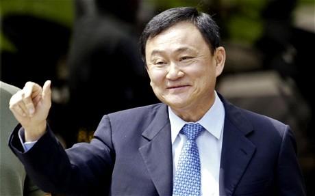 Ông Thaksin Shinawatra. Ảnh: Reuters