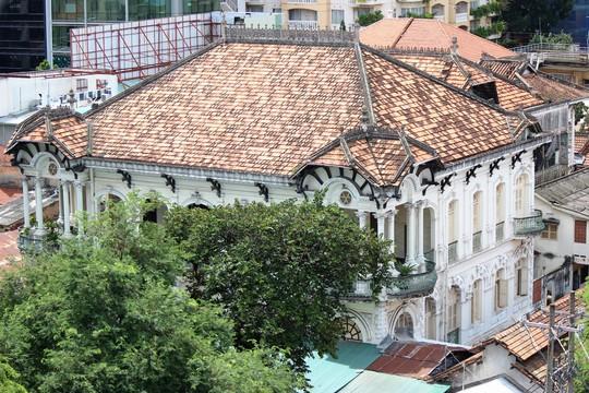 Biệt thự cổ 35 triệu USD ở Sài Gòn