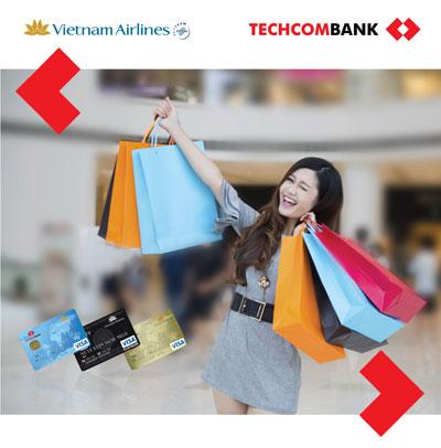 Khuyến mãi khủng dành cho chủ thẻ Techcombank Visa