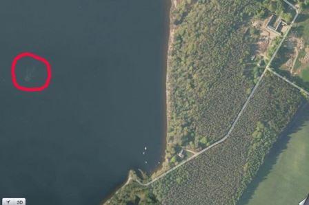 Quái vật hồ Loch Ness lại xuất hiện