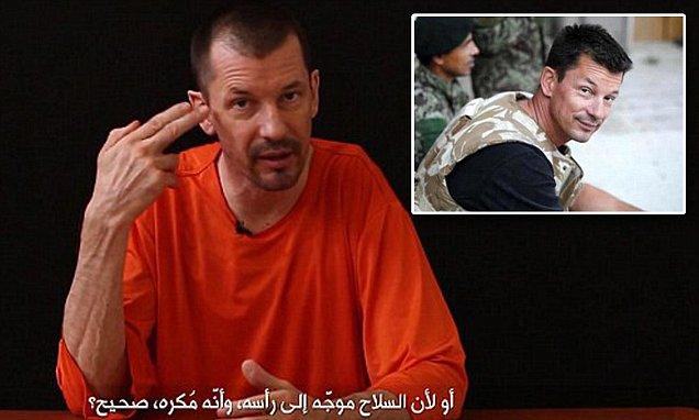 Nhà báo John Cantlie