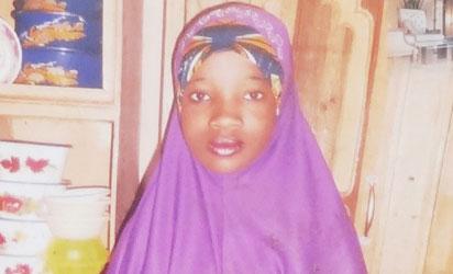Bé gái Wasila Tasi'u. Ảnh: Vanguard