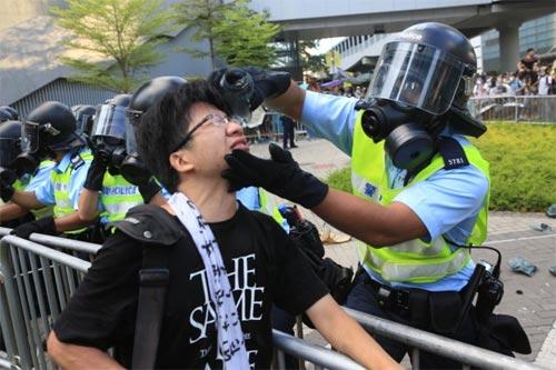 Hong Kong, biểu tình, hình ảnh, ấn tượng