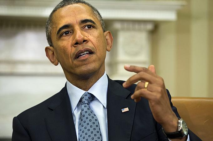 Tổng thống Mỹ Barack Obama đã chỉ thị triển khai thêm 200 binh sĩ khác nhằm củng vố an ninh cho sứ quán. Ảnh: AP