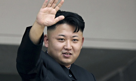 Bức ảnh chụp lãnh đạo Kim Jong-un tại buổi hòa nhạc hôm 3-9. Kể từ đó, không thấy ông xuất hiện trên các phương tiện truyền thông. Ảnh: AP