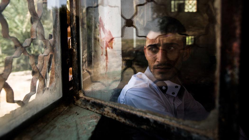 Ali Hussein Kadhim kể lại câu chuyện của mình trên tờ New York Times hôm 3-9