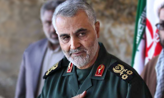 Tướng Ghasem Soleimani. Ảnh: Iran Briefing