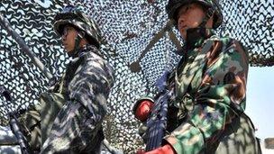 Hàn Quốc đang phát triển vũ khí mạng tấn công cơ sở hạt nhân Triều Tiên. Ảnh: BBC