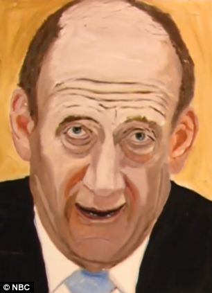 Cựu Thủ tướng IsrraelEhud Olmert.