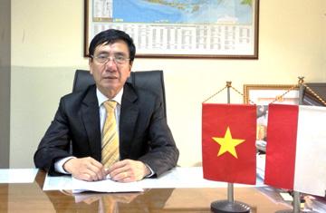 Đại sứ Nguyễn Xuân Thủy
