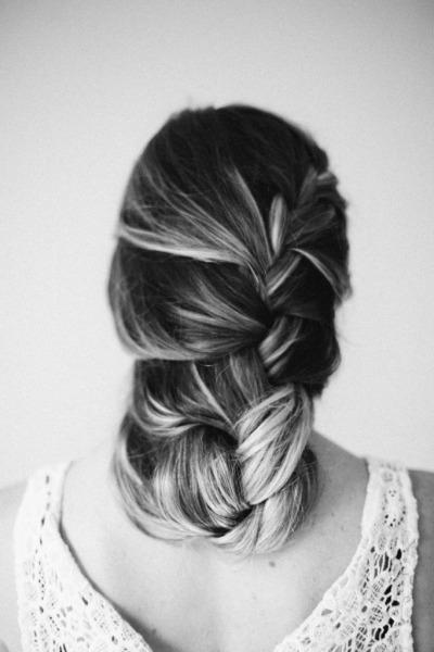 Một kiểu tết tóc rất đáng thử