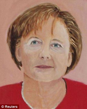 Thủ tướng ĐứcAngela Merkel.