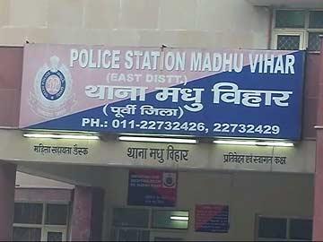 Cảnh sát Madhu Vihar, đông New Delhi vừa ghi nhận thêm một trường hợp hiếp dâm phụ nữ. Ảnh: NDTV