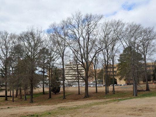Đại học Mississippi, nơi phát hiện hơn 1.000 thi thể bệnh nhân từ nhà thương điên. Ảnh: USA Today
