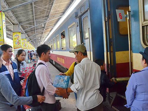 Đường sắt Việt Nam cần một cuộc đại phẫu cả về tư tưởng tổ chức và đổi mới công nghệ Ảnh: Tấn Thạnh