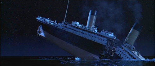 Úc sẽ dùng thiết bị quét sonar tương tự hệ thống tìm kiếm tàu Titanic để xác định vị trí MH370. Ảnh: Wikipedia