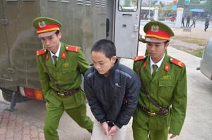 HĐXX TAND tỉnh đã tuyên phạt mức án 20 năm tù cho hành vi phạm tội của Bùi Văn Tiệp.