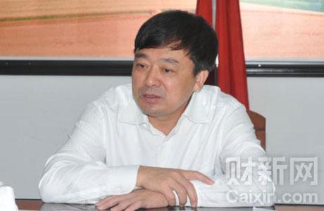 Phó chủ tịch tỉnh Hồ Bắc Quách Hữu Minh mới bị cách chức vì tham nhũng. Ảnh: Caixin