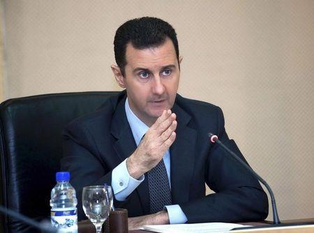 Tổng thống Syria đứng đầu danh sách tội ác chiến tranh. Ảnh: Reuters