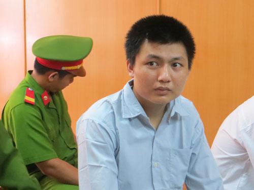 Nguyễn Ngọc Tài tại phiên phúc thẩm