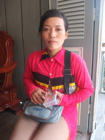 Chị Nguyễn Thị Muội