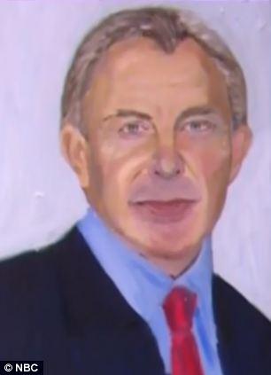 Cựu Thủ tướng AnhTony Blair.
