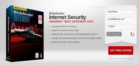 Bản quyền miễn phí phần mềm bảo mật tốt nhất năm 2014