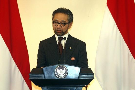 Ngoại trưởng Indonesia Marty Natalegawa. Ảnh: European Pressphoto Agency