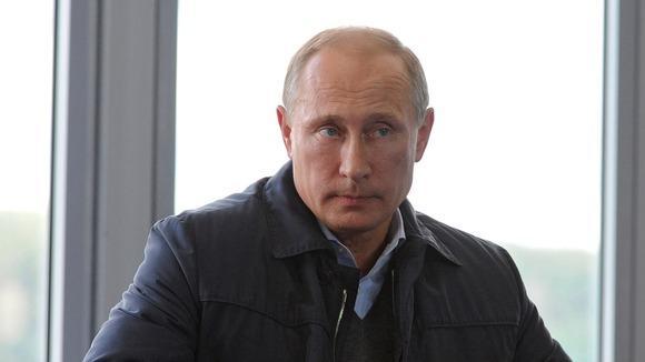 """Ông chủ điện Kremlin tuyên bố các nước khác nên hiểu rằng """"Tốt nhất là đừng đùa với nước Nga"""". Ảnh: ITV News"""
