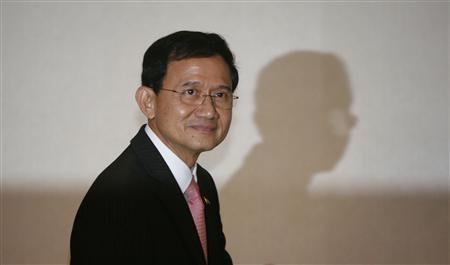 Cựu thủ tướng Thái Lan Somchai Wongsawat. Ảnh: Reuters