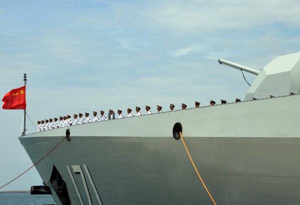 Giới chức quân sự Philippines hôm 18-6 cho biết 10-12 tàu Trung Quốc đang xâm phạm lãnh hải của Philippines trên Biển Đông. Ảnh: Philstar