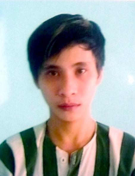 Nguyễn Thanh Tý tại cơ quan công an.