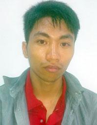 Hung thủ Hà Minh Biên.