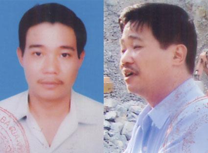 Mai Ngọc Thăng trước đây (trái) và hiện nay.