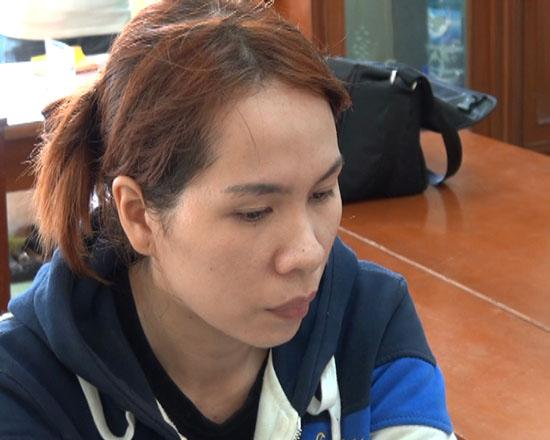 Đối tượng Nguyễn Thị Lệ.