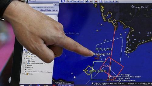 Malaysia thừa nhận phát hiện tín hiệu máy bay ở Malacca
