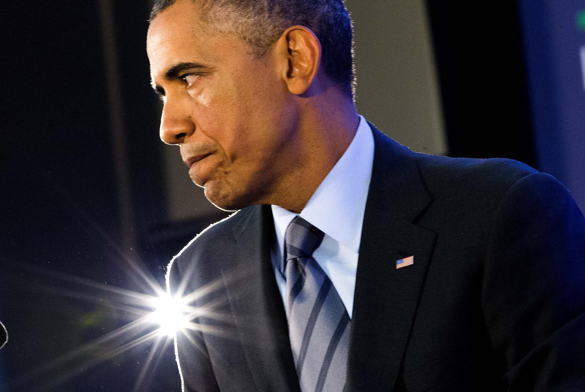 </p></div><div></div></div><p>&nbsp;</p><p>Tổng thống Obama sẽ sớm đưa ra quyết định về việc sử dụng phương án nào ở Iraq. Ảnh: New York Times</p><p>