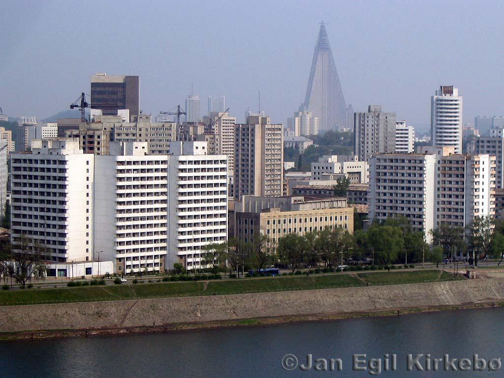 Thủ đô Bình Nhưỡng, Triều Tiên