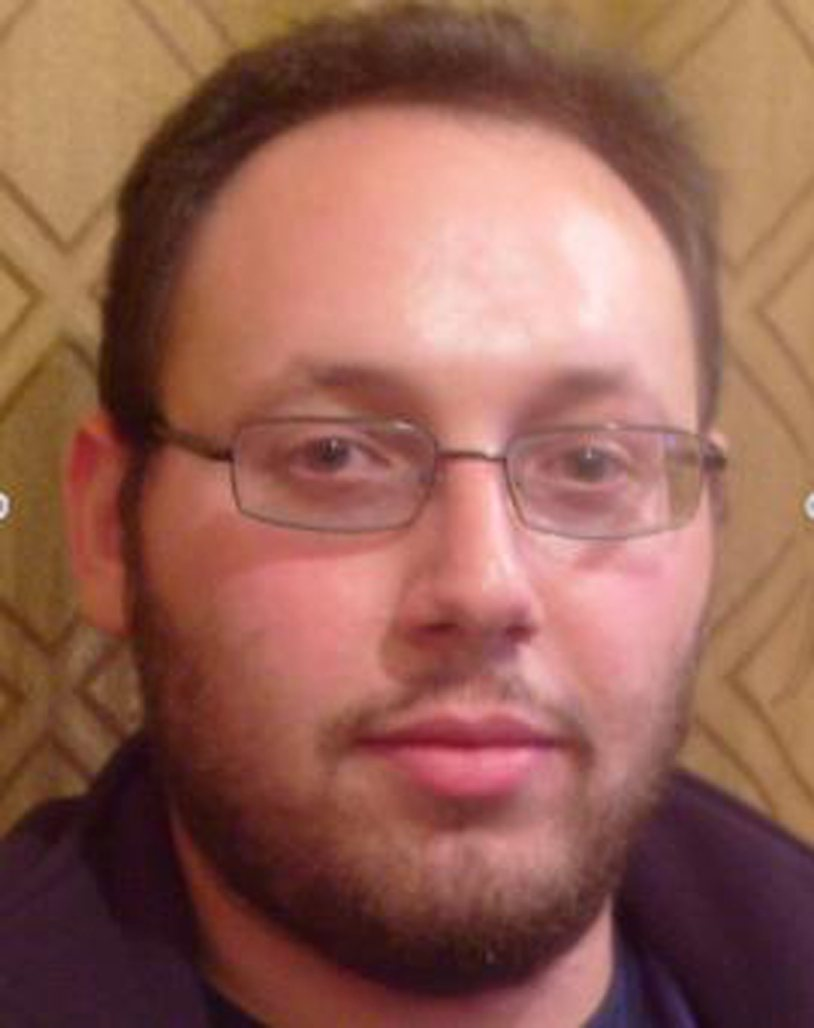 File photo of U.S. journalist Steven Sotloff