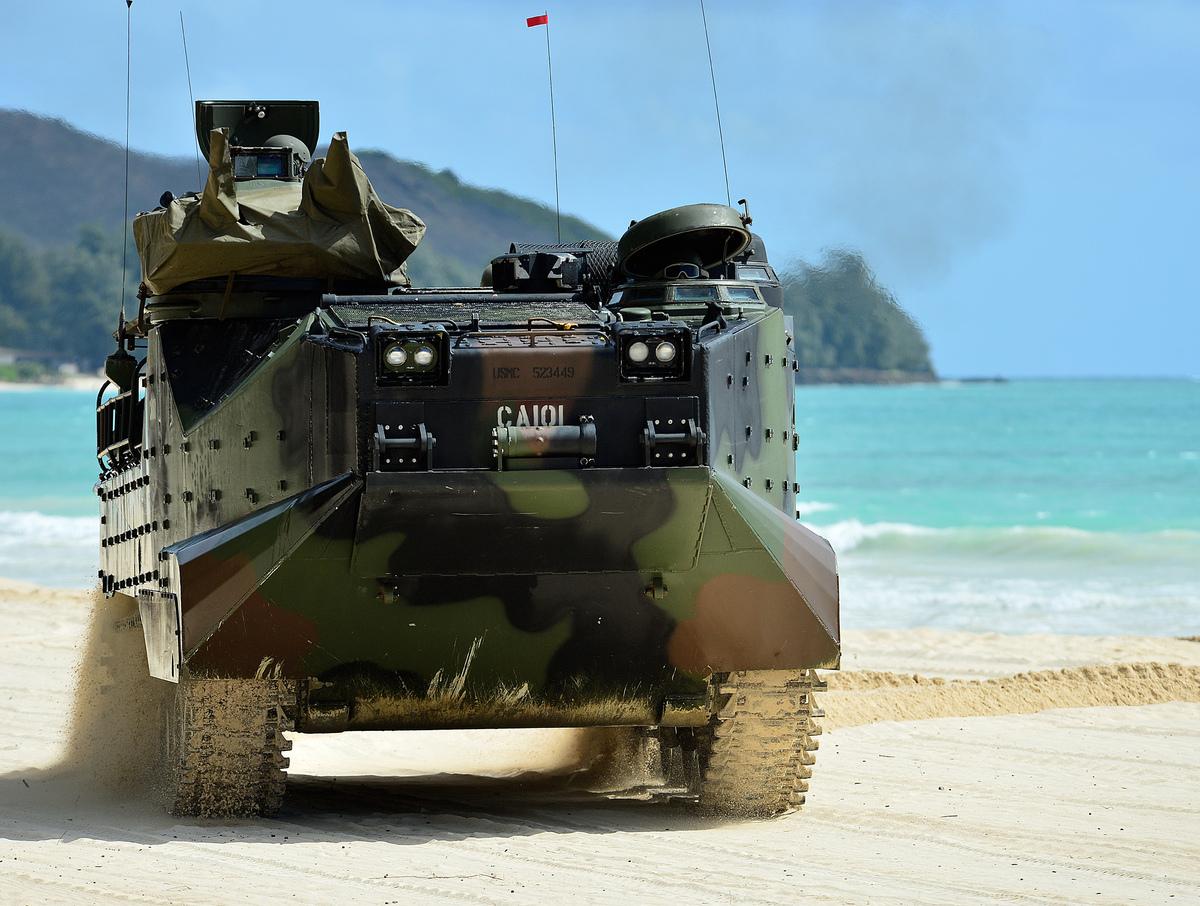 Phương tiện tấn công đổ bộ của lực lượng Hải quân lục chiến Mỹ