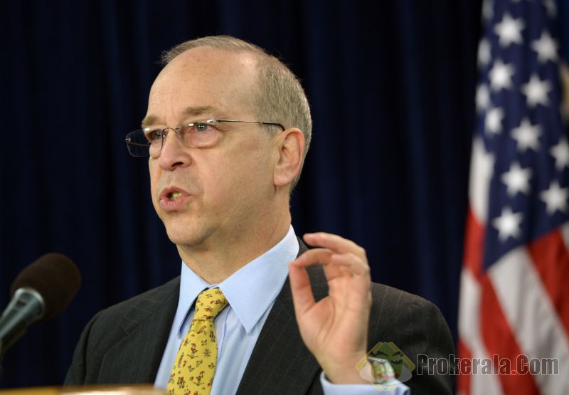 Trợ lý Ngoại trưởng Mỹ Daniel Russel. Ảnh: Prokerala