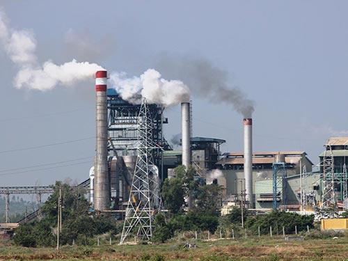 Công ty CP Đường Ninh Hòa xả khói gây ô nhiễm môi trường