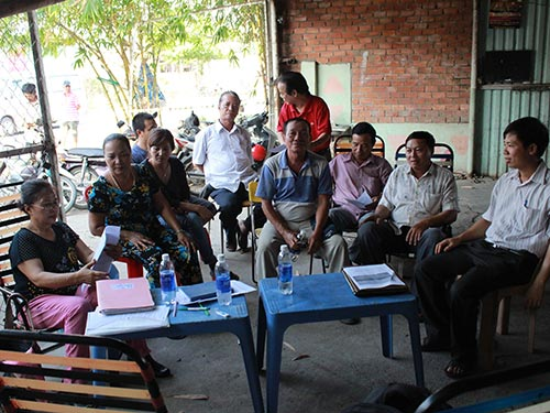 Người dân phường Bình Trưng Đông, quận 2, TP HCM bức xúc về việc khu đất họ đang ở bị quy hoạch treo đã lâu