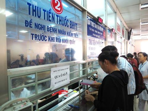 Đăng ký khám BHYT tại Bệnh viện Nhân dân Gia Định (TP HCM)