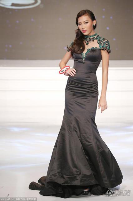 Ngắm nhan sắc Tân hoa hậu Trung Quốc, Mỹ
