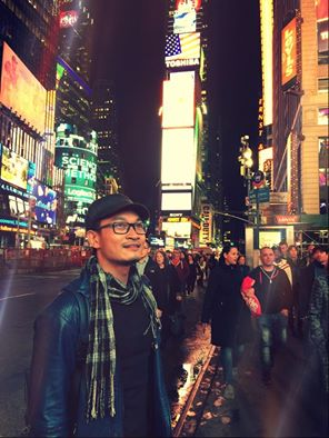 Choáng ngợp giữa Time Square - NY