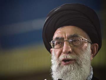 """Lãnh đạo Tối cao Iran Ayatollah Ali Khamenei đã gọi Israel là """"chó dại"""". Ảnh: Reuters"""