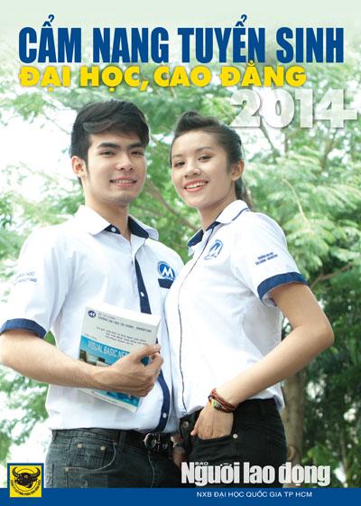 Báo Người Lao Động phát hành Cẩm nang tuyển sinh ĐH-CĐ