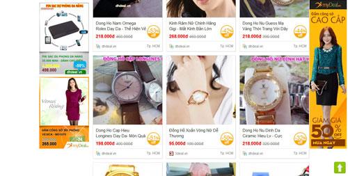 Người tiêu dùng nên tìm hiểu kỹ sản phẩm giá rẻ bày bán trên mạng